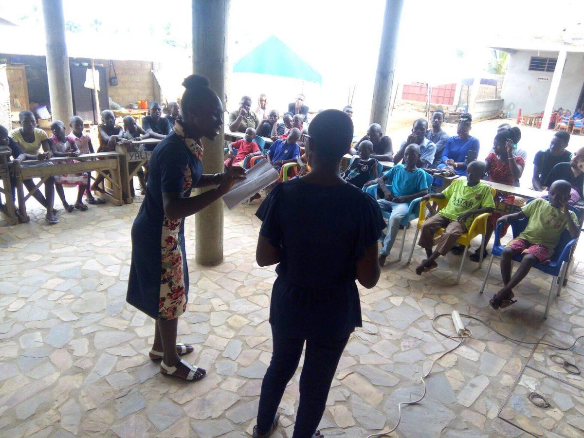 Association Culturelle et Artistique les Zéniths Toiles d'Afrique Togo (ACA-ZéTA Togo) – TOGO