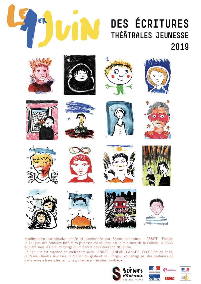 Le 1er juin par le Comité de lecture du Collectif Jeune public Hauts de France
