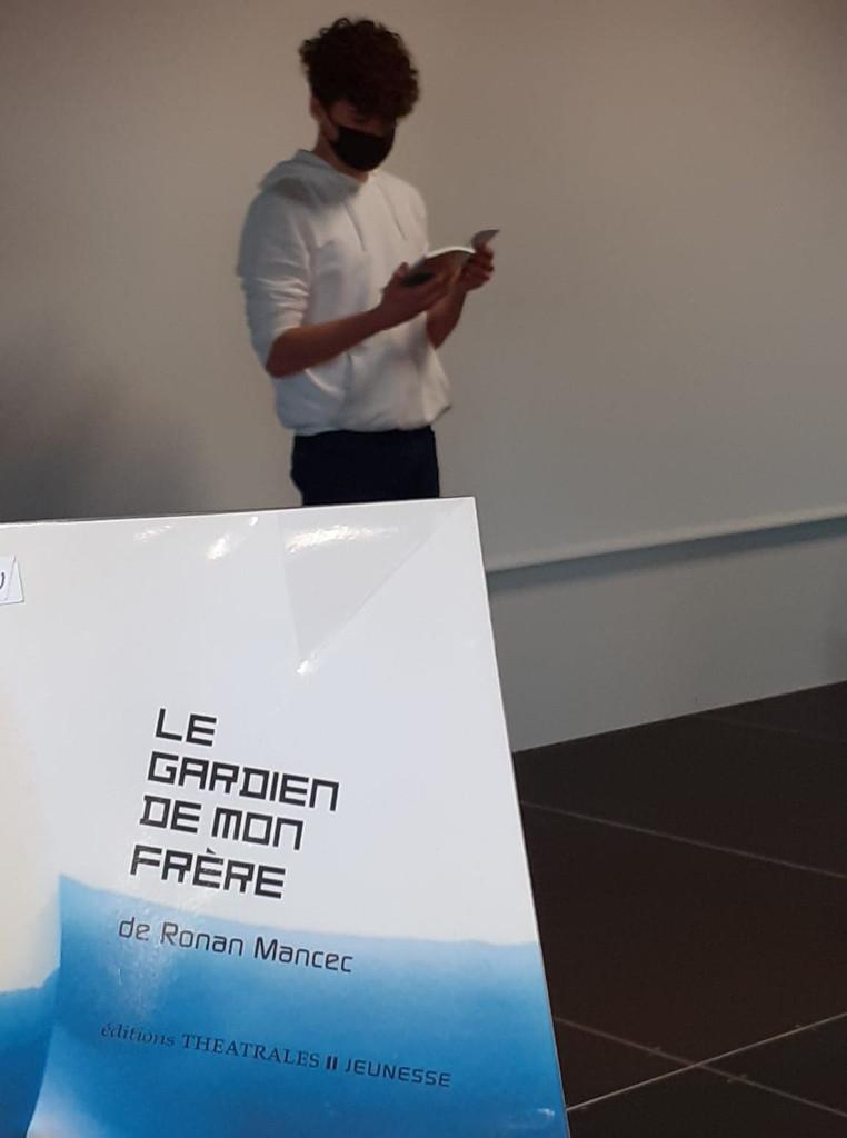 Théâtre de la Tête Noire – Collège Condorcet de Fleury Les Aubrais et  Collège Gaston Couté de Meung sur Loire