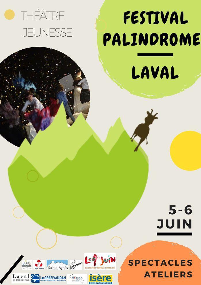 Théâtre au village (Les Adrets), AIVL (Laval) et MJC St-Mury-Ste Agnès