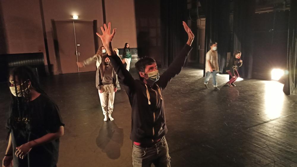 Théâtre du Pélican