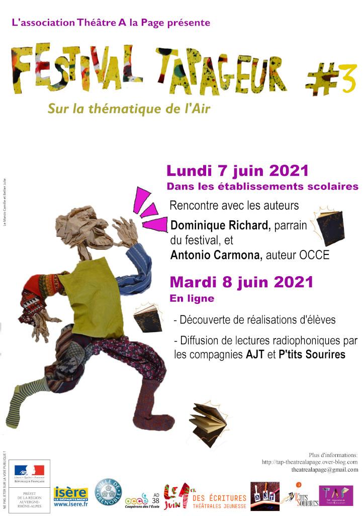 Association Théâtre A la Page